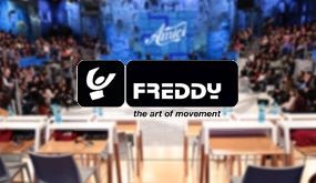 Freddy - Sponsor Tecnico e Fornitore Ufficiale di Amici